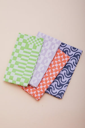 Dusen Dusen Napkins (set of 4)