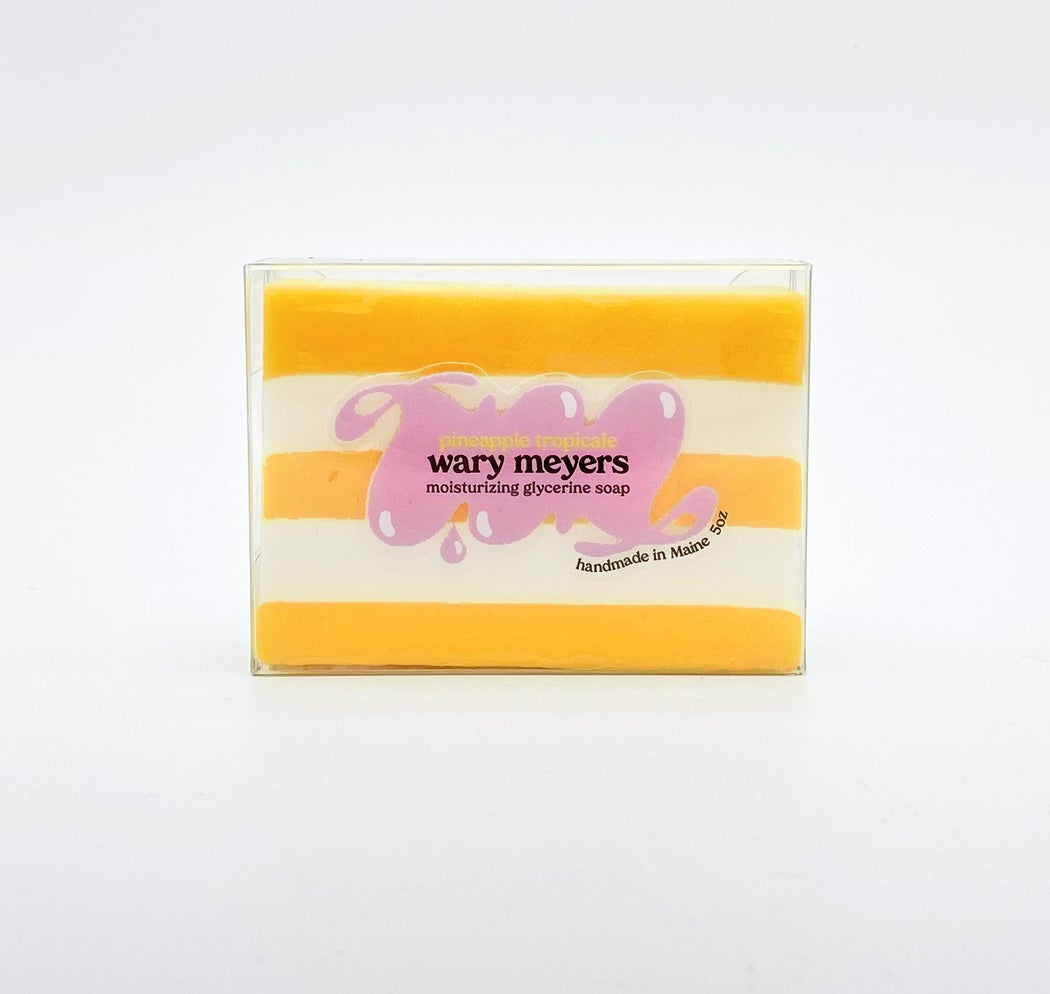 Glycerin Soap by Wary Meyers