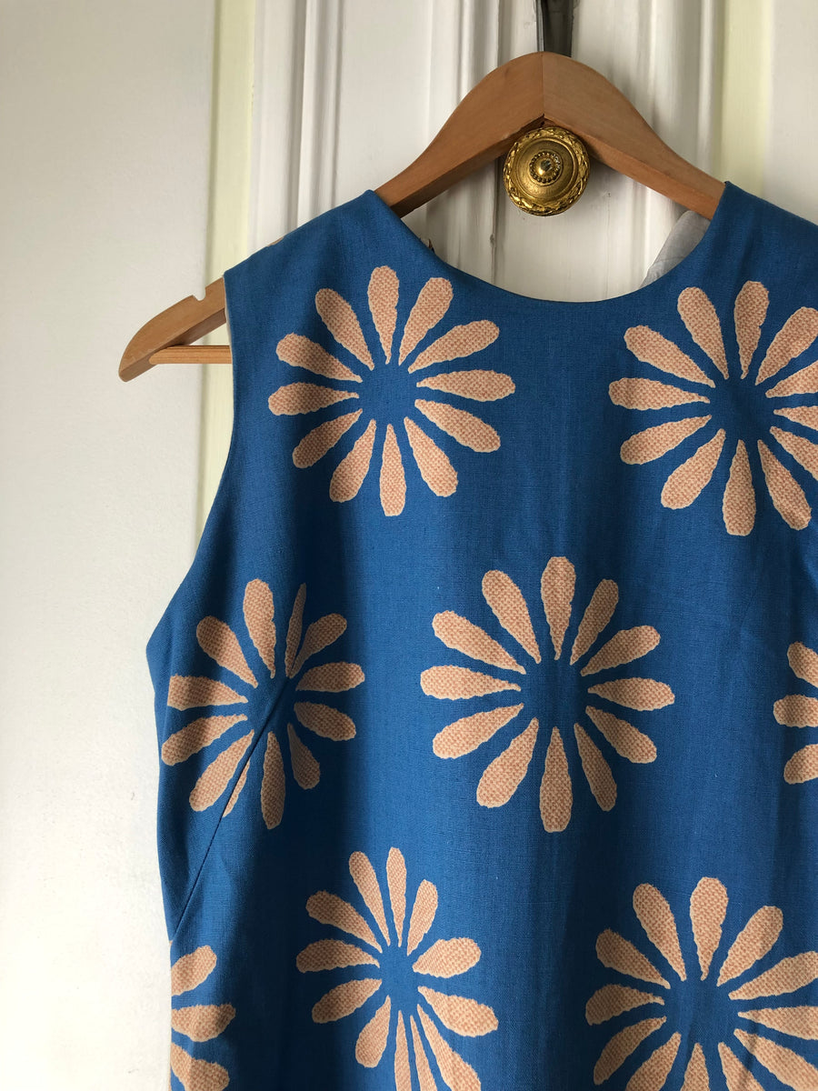 Vintage Sunflower dress