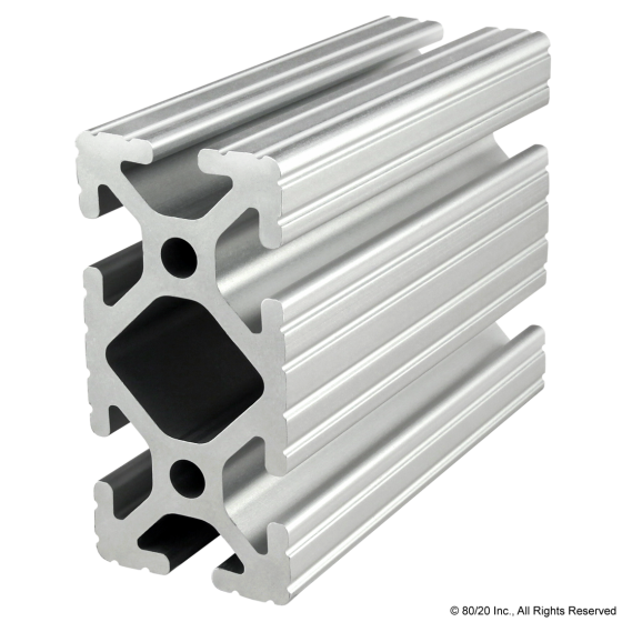 "1530 1.5"" X 3"" T-Slotted Extrusion"