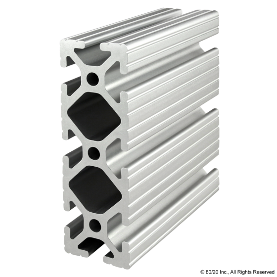 "1545 1.5"" X 4.5"" T-Slotted Extrusion"