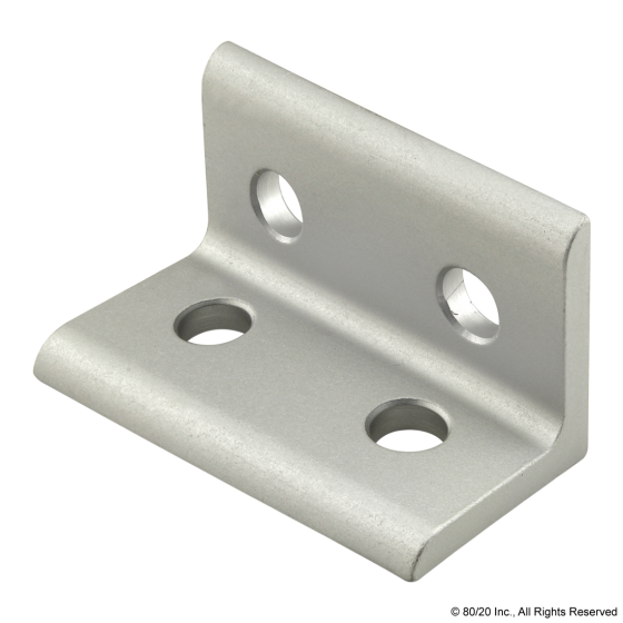20-4113 20 Series 4 Hole - Wide Inside Corner Bracket