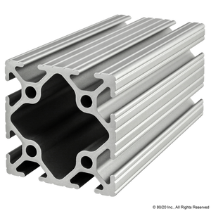 "2020 2"" X 2"" T-Slotted Extrusion"