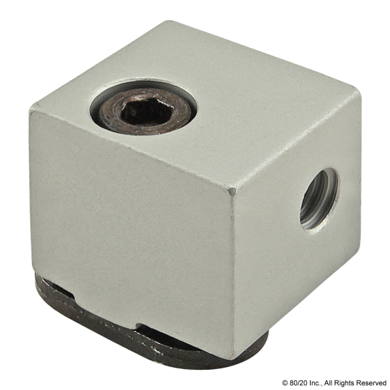 2427 10 Series Panel Mount Block