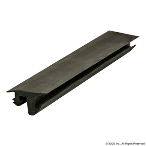 2876 - 15 S RUBBER T-SLOT COVER