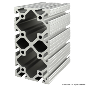 "3060 3"" X 6"" T-Slotted Extrusion"