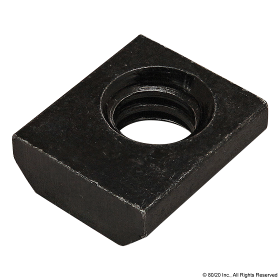 3204 10 Series Standard T-Nut 1/4-20 Thread