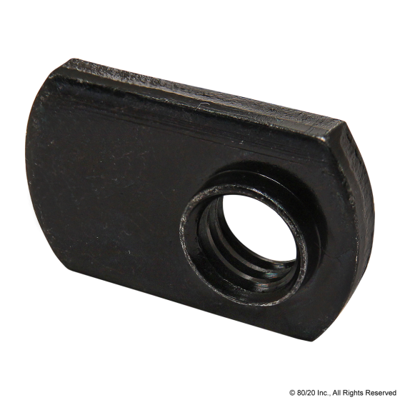 3278 5/16-18 Slide-in Economy T-Nut - Offset Thread