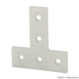 "4080 - 10 Series 5 Hole - ""T"" Flat Plate"