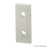4107 - 10 Series 2 Hole - Straight Flat Plate