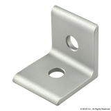 4108 10 Series 2 Hole - Lite Inside Corner Bracket