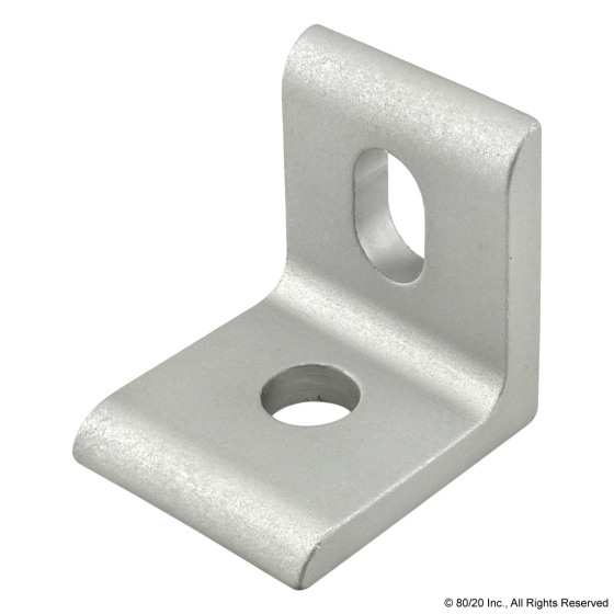 4265 10 Series 2 Hole - Slotted Inside Corner Bracket