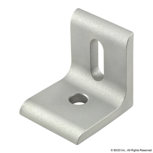 4295 15 Series & Ready Tube 2 Hole - Slotted Inside Corner Bracket
