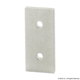 4307 15 Series 2 Hole - Straight Flat Plate