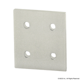 4367 15 Series 4 Hole - Square Flat Plate