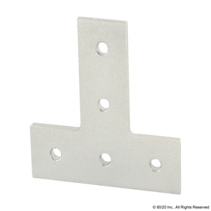 "4480 - 15 Series 5 Hole - ""T"" Flat Plate"