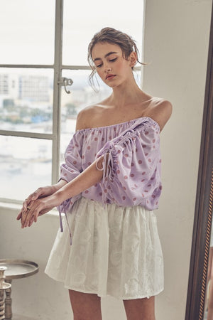 Eden Off The Shoulder Top