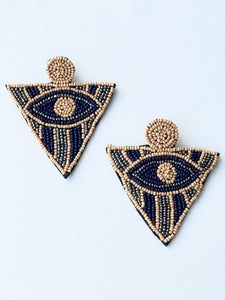 Pharaoh Earrings
