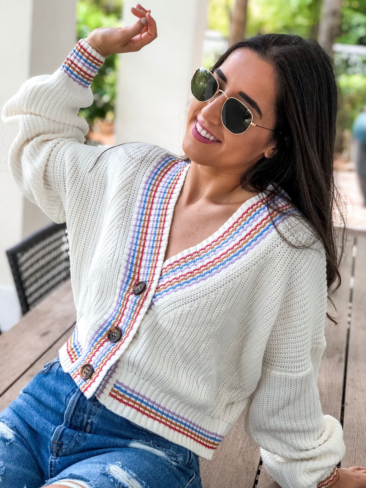 The Brie Cardigan