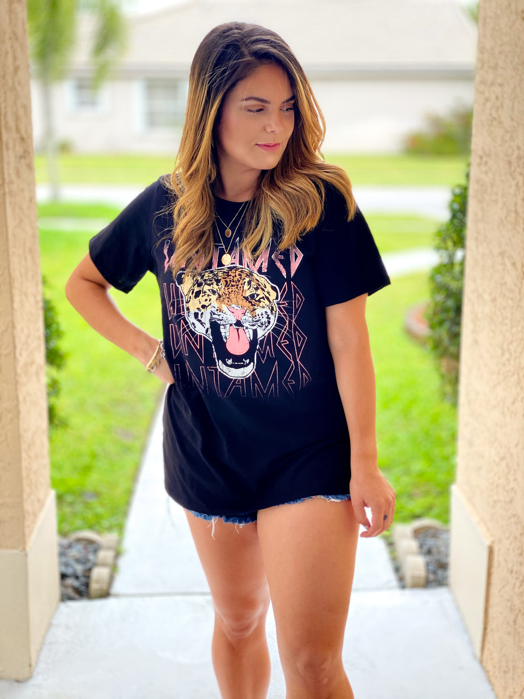 Untamed Graphic Tee