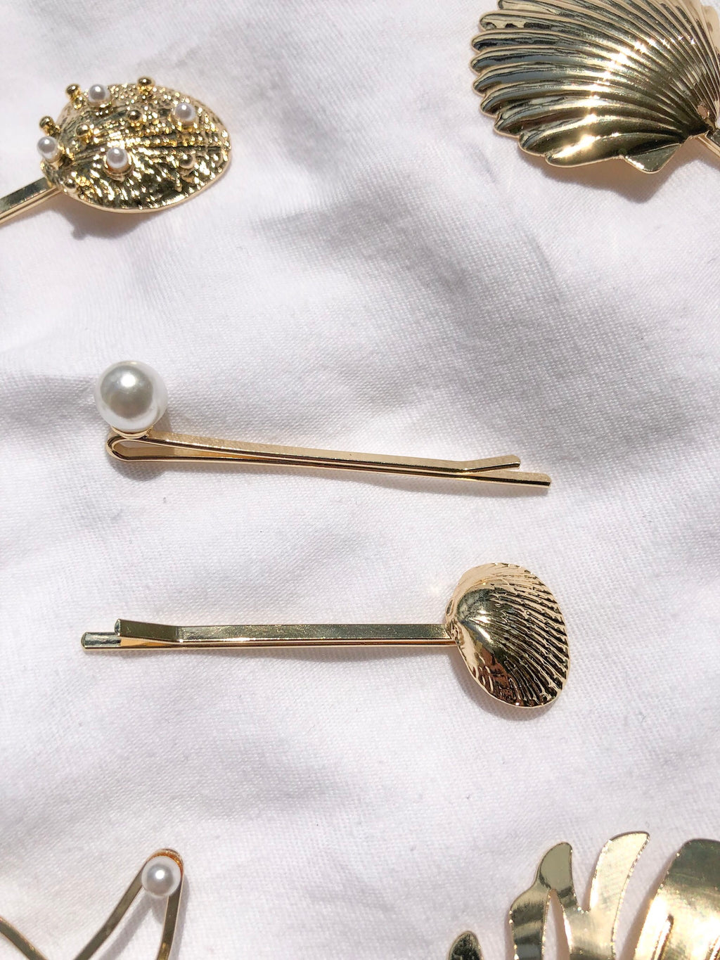 Mila Hair Pin Set