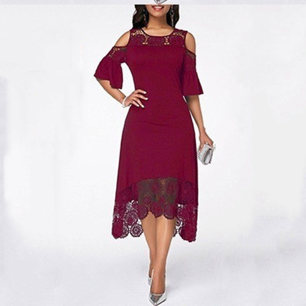 Wipalo Elegant Party Dress - Free shipping (17-27 days)