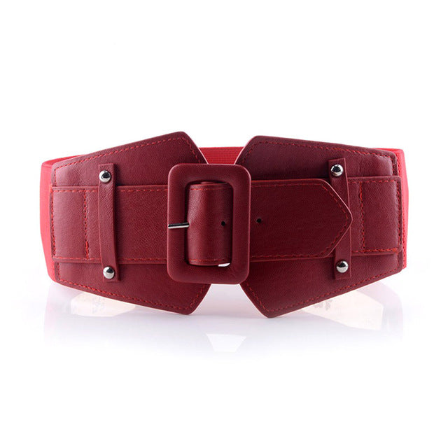 Fashion Vintage Wide Belts - Free shipping (17-27 days)
