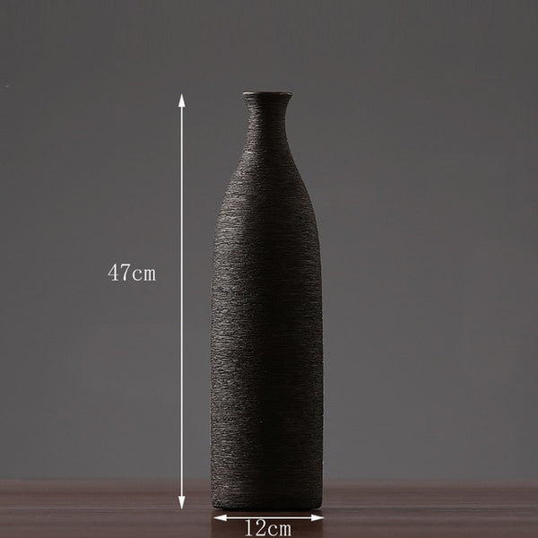 Nordic style High quality Ceramic Vase - Free shipping (3- 4 weeks)