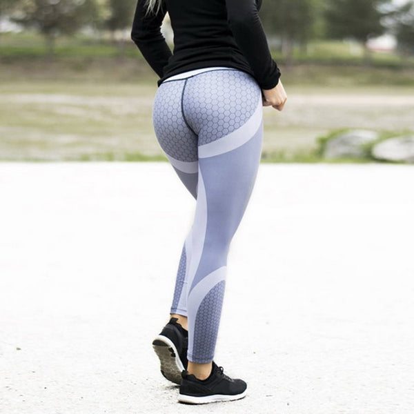 Sexy Mesh Yoga/Fitness/Gym wear  Leggings/tights - Free shipping