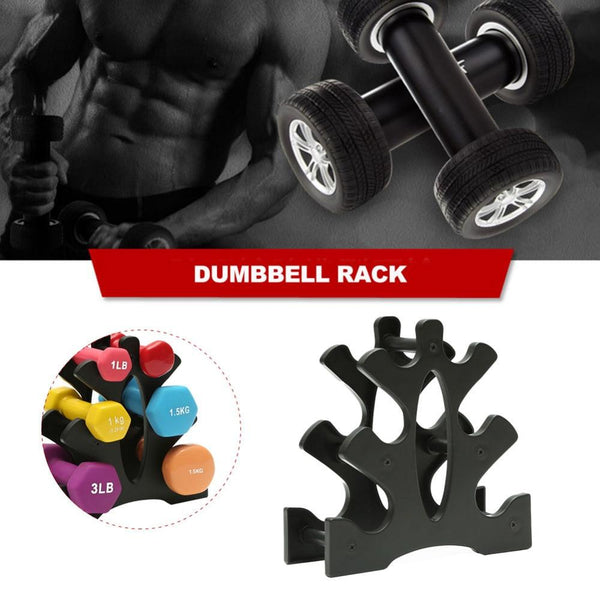 3-Tier Dumbbell Storage Rack - Free shipping - Style Art Villa