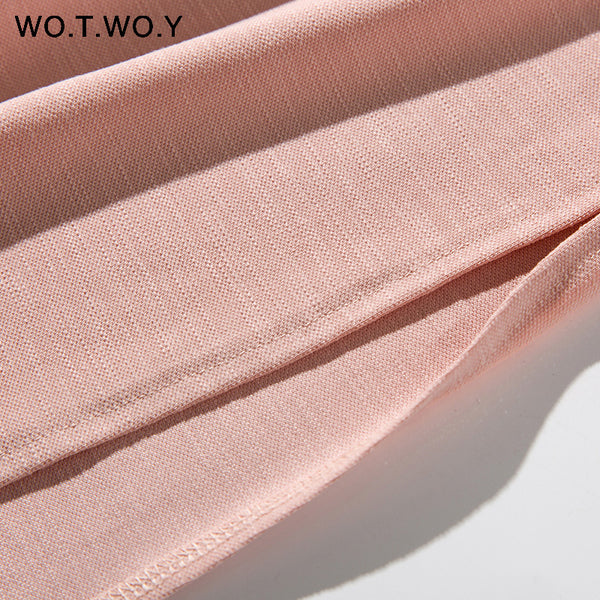 WOTWOY Casual Summer Dress - Free shipping