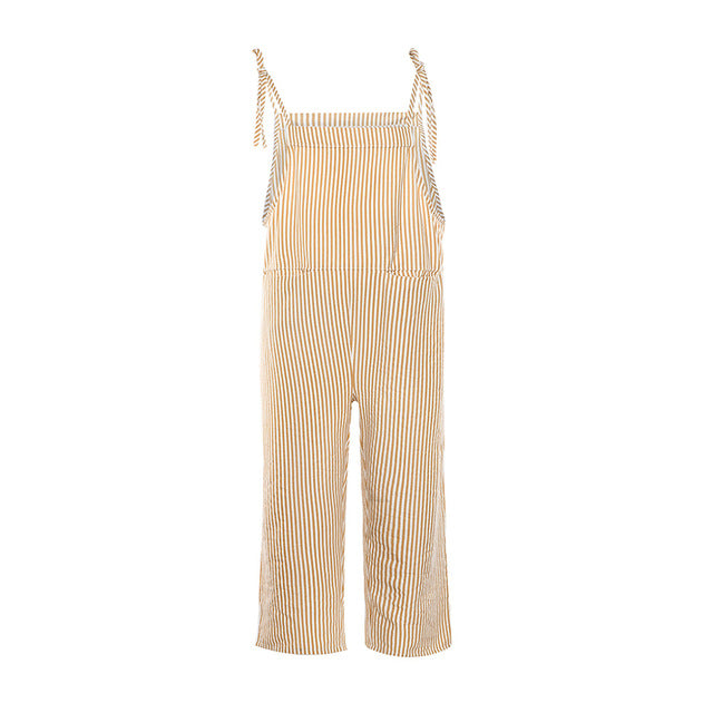 Cotton Jumpsuit - Free shipping