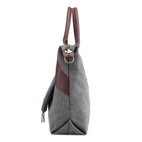 Gykaeo Fashion Large Capacity Canvas Crossbody Bags - Free shipping