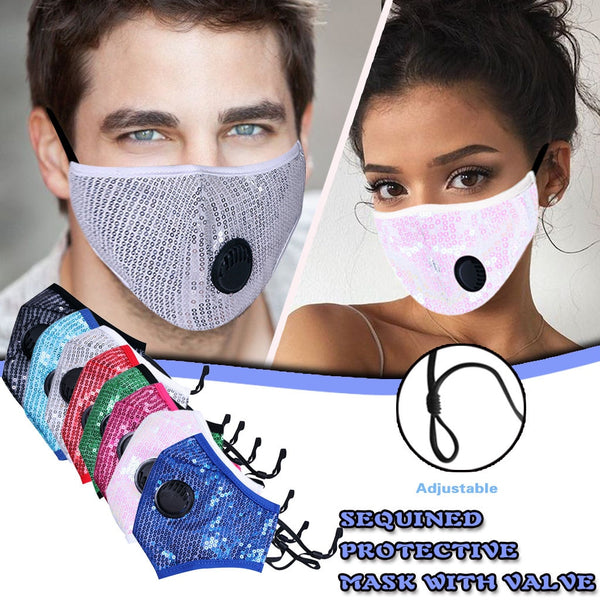 Reusable Adjuistable Face Mask - Free shipping