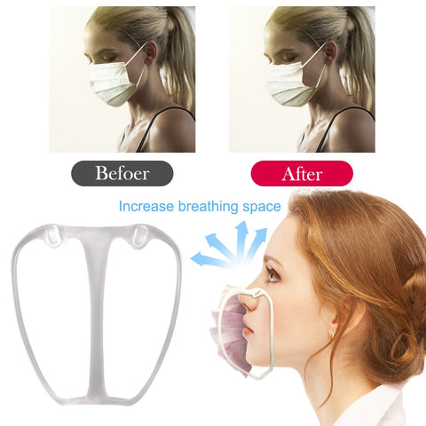Unisex reusable mask bracket - Free shipping