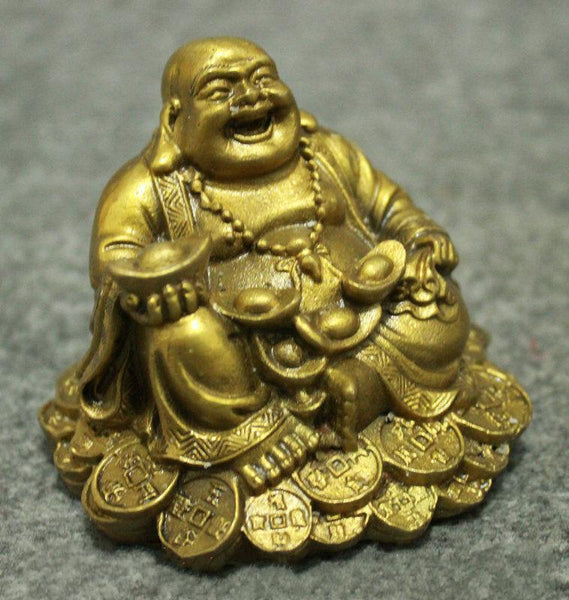 Happy Laugh Maitreya Buddha statue _ Free shipping (17-27 days)