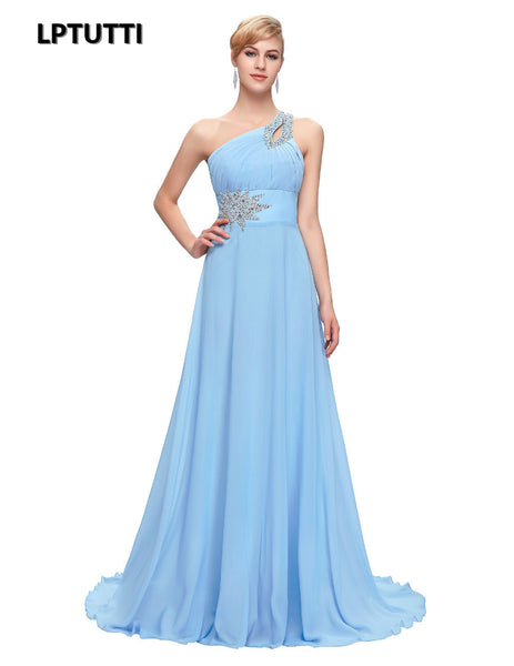 LPTUTTI Elegant Evening Party Dress -Free shipping (17-27 days)