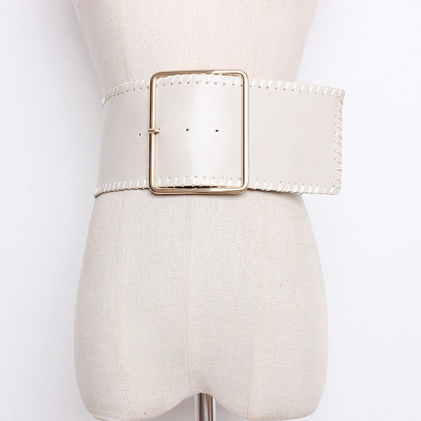 CHICEVER PU Leather High Waist Belts - Free shipping