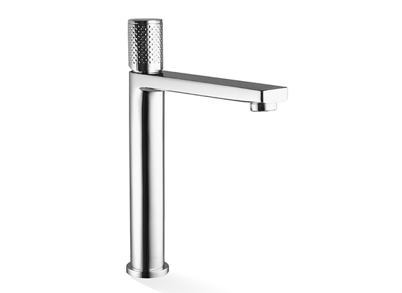 The Gabe High Rise Mixer - Chrome