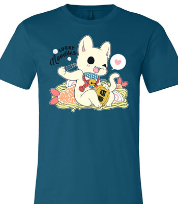 Udon's Lucky Noodles Tee - Unisex