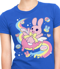 Chirii Bunny Milkyway Tee - Fitted
