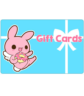 $10, $25, $50, or $100 Gift Card