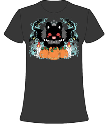 Vampire Bat Prince Tee - Fitted