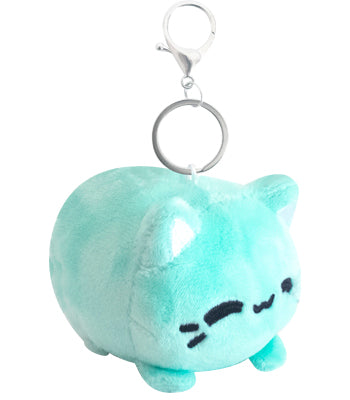 Mini Meowchi Keychain Plush - Mint