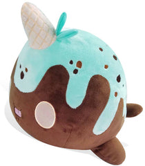 Nomwhal Mint Chip Plush