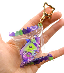 Witchy Meowchi Candy Charm