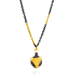 YAEL GARNET NECKLACE