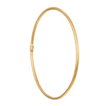 24K GOLD JANE STACK BANGLE