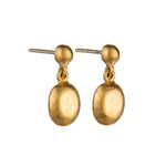 24K GOLD MINI ROXANNE DROP EARRINGS