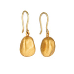 24K GOLD DROP ROXANNE EARRINGS